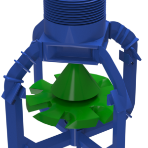 Spin Free Nozzle